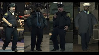 GTA IV: how to be a police officer (parody)