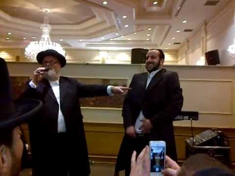 wedding of yossi and hudi blau with michoel schnitzler