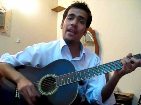 Aa Bhi Ja Sanam -Prince (Acoustic Cover) By Ibrahim Khawaja