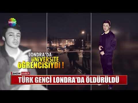 Türk genci Londra'da öldürüldü
