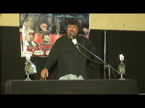 Zakir Amir Abbas Rabani 19 Ramzan 2019 Kotli Loharan Mashrqi Sialkot
