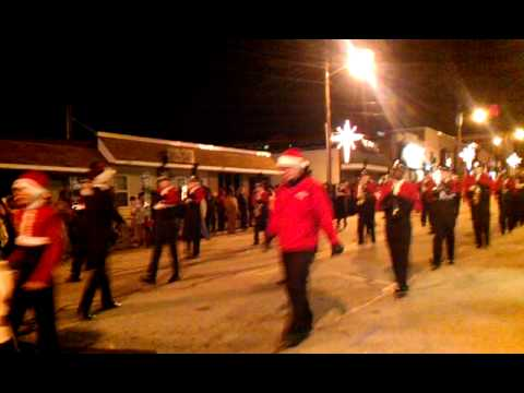 Franklinton High School Band