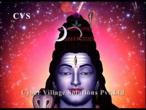 Shivashtkam - Lord Shiva Devotional 3d Animation God Bhajan Songs - Maha Shivaratri Special video