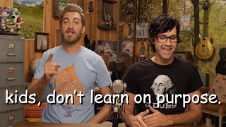 parenting 101 with rhett and link