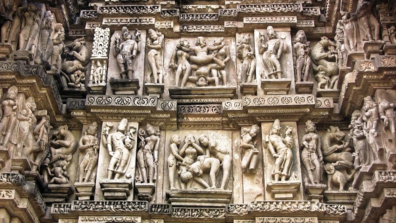 Orchha India  city images : Khajuraho & Orchha, India in HD YouTube