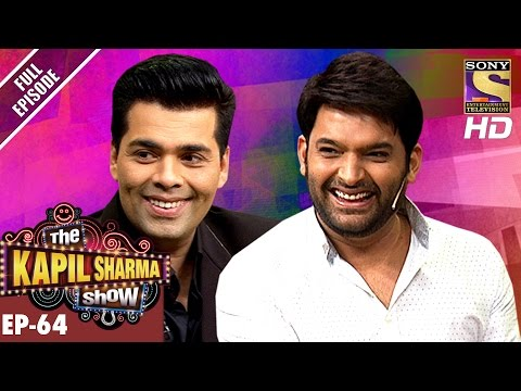 The Kapil Sharma Show - दी कपिल शर्मा शो-Ep-64-Karan Johar In Kapil's Show–3rd Dec 2016 thumbnail