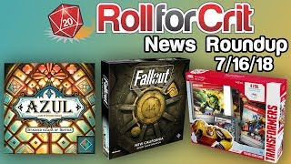 Transformers CCG + Azul: Stained Glass of Sintra   News Roundup 7/16/18