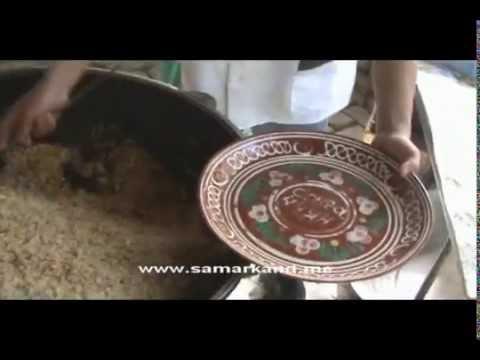 Самаркандский плов (полное видео) ЧАСТЬ - 3 (www.samarkand.me) \ Samarkand pilau (Part 3)