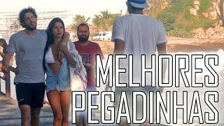 MELHORES PEGADINHAS - 2 ANOS DE NÃO É SÉRIO