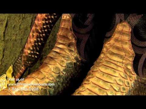 Botas Originales - El Vaquero Imports