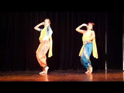 Lavani - Vajle Ki Bara. Indian Bollywood Dance. Индийский эстрадный танец. Дом журналиста video
