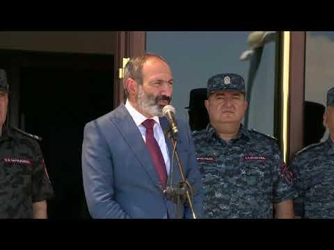 Հայաստանում տեղի է ունենում իրավապահ համակարգի և հանրության հաշտեցման պատմական գործընթաց. Փաշինյան