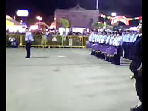 banda de guerra pvc en concurso de la feriade torreon