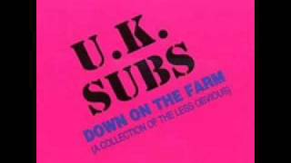 U.K. SUBS - Flesh Wound