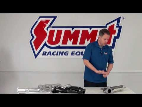 Headers vs Manifolds - Summit Racing 101