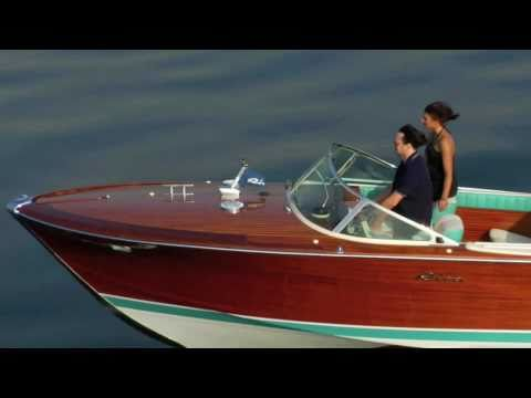 1996 Riva Aquarama Special 774 video