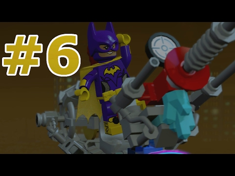 LEGO Dimensions: LEGO Batman Movie Story Pack Walkthrough - Chapter 6 (The Final Showdown)