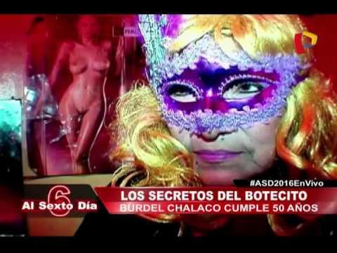 Los Secretos De 'El Botecito': Burdel Peruano Cumple 50 Años