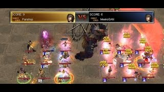 TITAN AM 16/08/15 Final AR:Pansho vs AL:MeekoSAN
