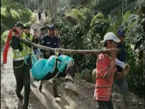 colombia landslides |eng