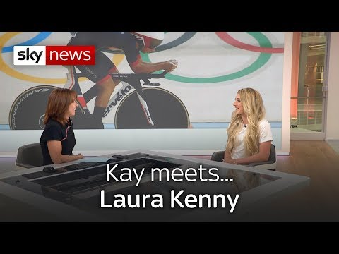 Kay Meets Laura Kenny