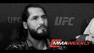 Jorge Masvidal Fans Want Him to End Ben Askren (UFC 239)