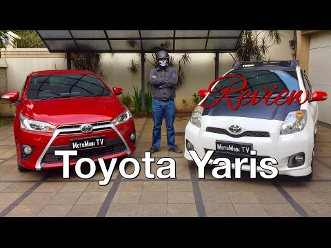 Review Toyota Yaris Indonesia