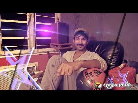 Actor Aadhi in Stars Day Out – PROMO (26/04/2014)