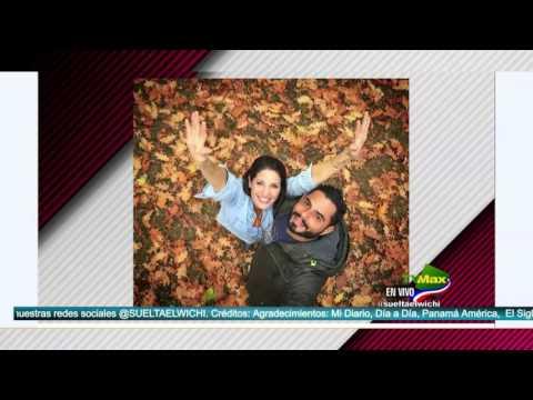 Suelta El Wichi - Argimiro y Carolina Fábrega aún no viven juntos