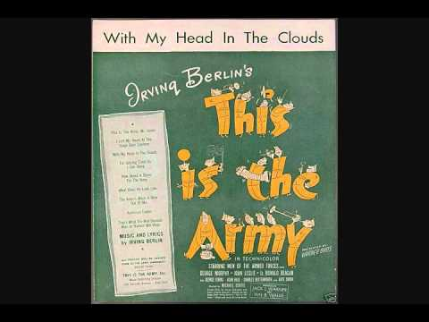 Irving Berlin - With My Head in the Clouds