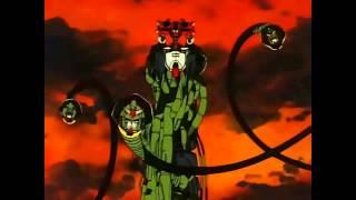 Shining Gundam vs Master Gundam | Full Fight (English Dub)