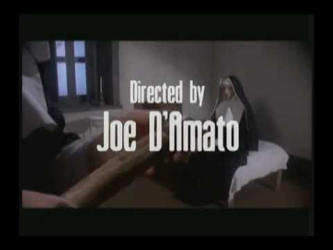 IMAGES IN A CONVENT (1979, Joe D'Amato) trailer