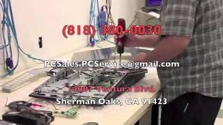 PC Sales & Service Computer and Laptop Repair Sherman Oaks California
