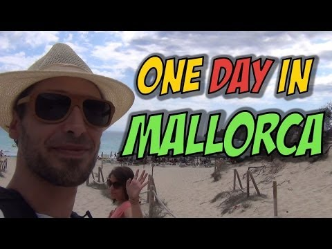 One Day In Mallorca with Docm77