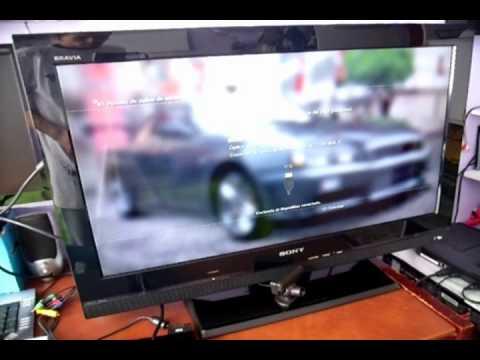 Conexión de audio Entrada óptica 5.1 y HDMI 5.1 para PS 2. PS 3 (PARTE 2)