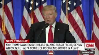 White House legal team overshadows President Trump