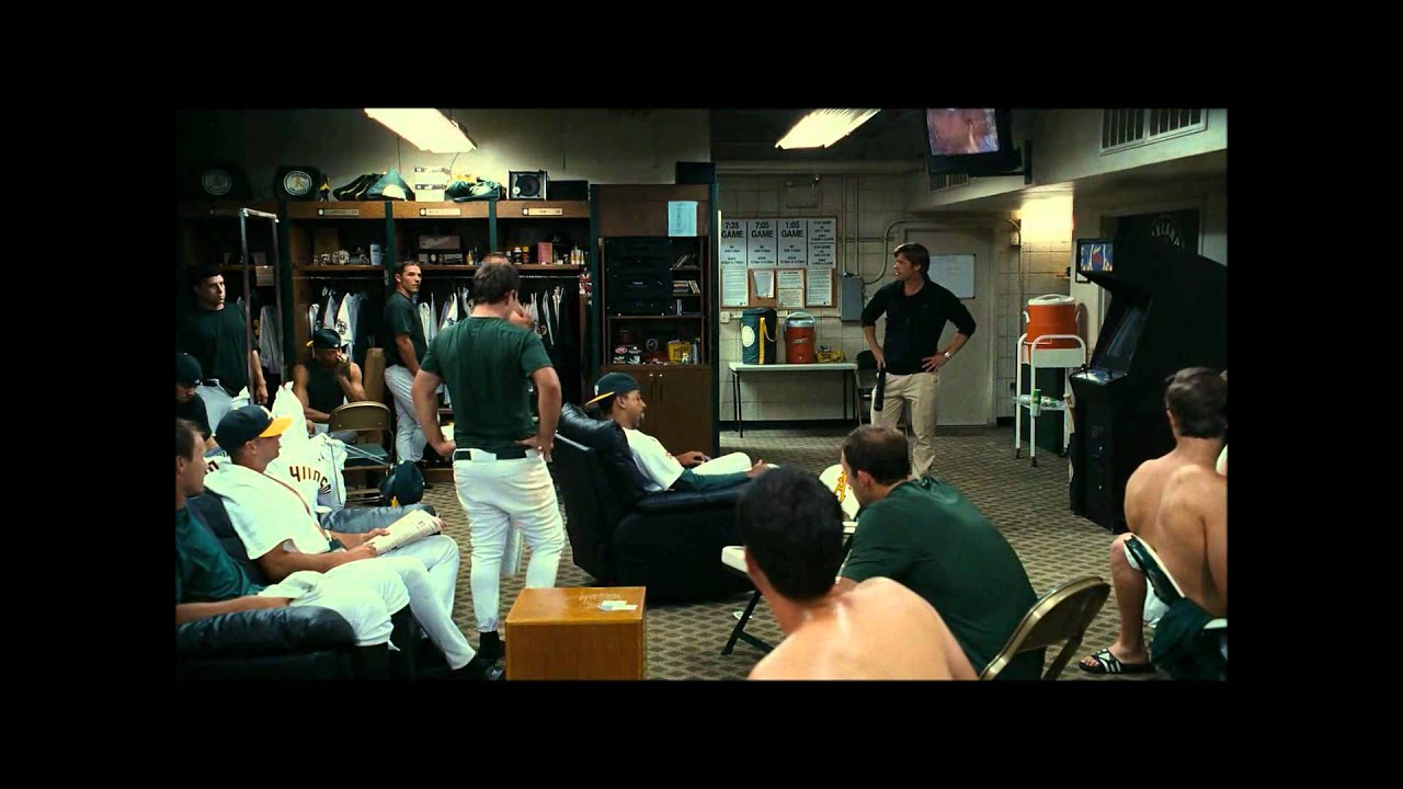 Best Scene From Moneyball Youtube