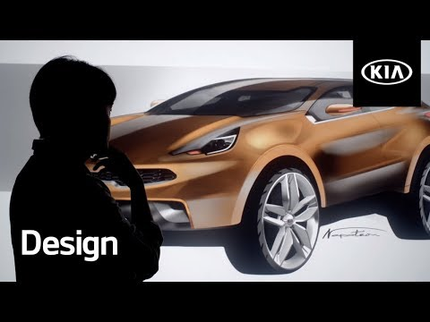 All New Sportage Design Process