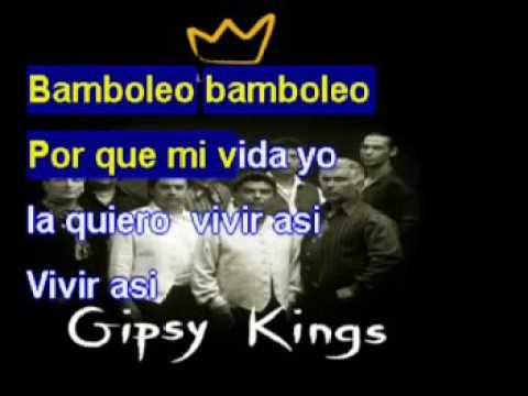 Gypsy Kings   Bamboleo