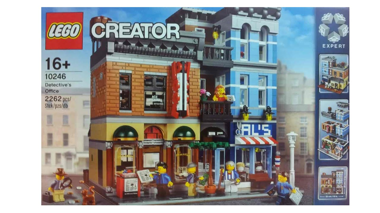 Lego 2015 Modular Building