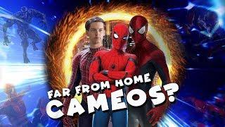Tom Holland Talks Tobey Maguire & Andrew Garfield SPIDER-VERSE
