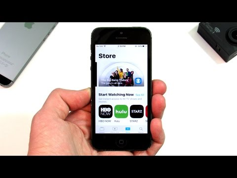 iPhone 5 iOS 10.2 Review