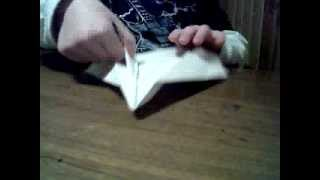 How To Make A Concorde Airplane By Origami Evan
