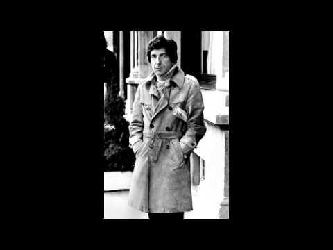 Leonard Cohen - 18 - Famous Blue Raincoat (Paris 1979)