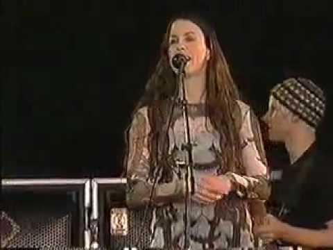 ALANIS MORISSETTE - THANK  U (Live Pinkpop 1999)