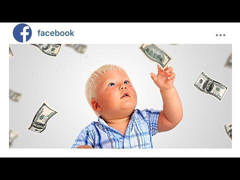 Facebook Pays Child $10,000 Dollars!