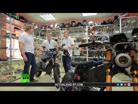 Tecnología de punta: motokilovatios de fuerza (E75)