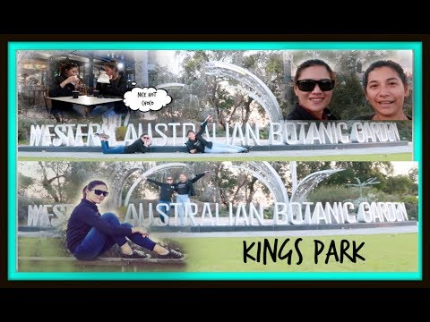 LET ME TAKE YOU TO KINGS PARK | PERTH | DESTINATION WA