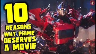 10 Reasons Why Optimus Prime Deserves A SOLO Movie After Bumblebee (2018) - Comodin Cam