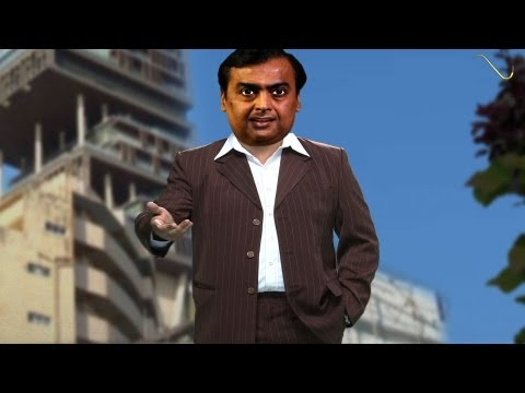 Mukesh Ambani confirms Antilia looks ugly even after 2 Years : LNN Report